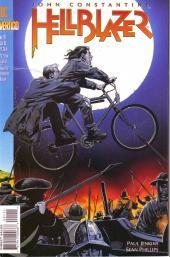 Hellblazer (1988) -91- Riding the great lanes