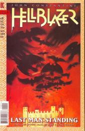 Hellblazer (1988) -110- Last man standing (1)
