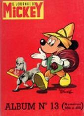 (Recueil) Mickey (Le Journal de) -13- Album n°13 (n°306 à 323)
