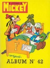 (Recueil) Mickey (Le Journal de) -42- Album n°42 (n°823 à 840)