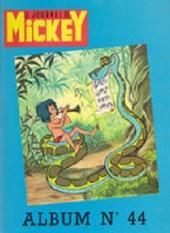(Recueil) Mickey (Le Journal de) -44- Album n°44 (n°859 à 876)