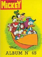 (Recueil) Mickey (Le Journal de) -45- Album n°45 (n°877 à 894)
