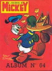 (Recueil) Mickey (Le Journal de) -64- Album n°64 (n°1168 à 1180)