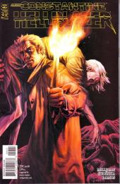 Hellblazer (1988) -254- Regeneration (1): plague doctor