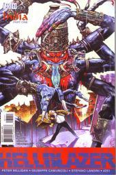 Hellblazer (1988) -261- India (1)