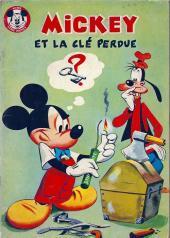 Votre série Mickey (2e série) - Albums Filmés ODEJ -34- Mickey et la clé perdue