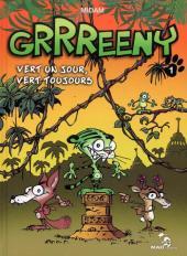 Grrreeny -1- Vert un jour, vert toujours