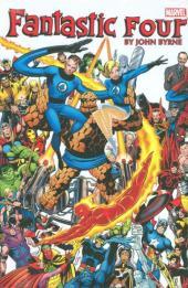 Fantastic Four (1961) -OMNI- Fantastic Four by John Byrne Omnibus volume one
