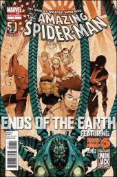Amazing Spider-Man: Ends of the Earth (The) (2012) - Ends of the earth special