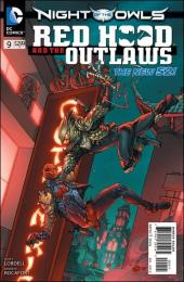 Red Hood and the Outlaws (2011) -9- Who are you ? -- Hoo? Hoo?