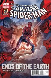 Amazing Spider-Man (The) (1963) -686- Ends of the earth part 5 : from the ashes of defeat