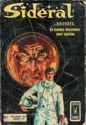 Sidéral (2e série) -REC18- Recueil N°35 et N°36