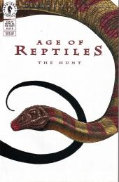 Age of Reptiles: the Hunt (1996) -4- N°4