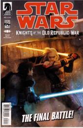 Star Wars: Knights Of The Old Republic - War (2012) -5- War 5
