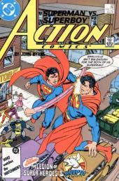 Action Comics (1938) -591- Past Imperfect
