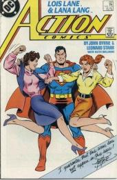 Action Comics (1938) -597- Visitor