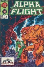 Alpha Flight (1983) -9- Things aren't always what they seem