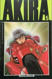 Akira (1988) -5- Cycle Wars