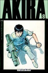 Akira (1988) -8- Weapon of vengeance
