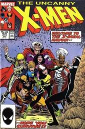 Uncanny X-Men (The) (1963) -219- Where duty lies