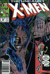 Uncanny X-Men (The) (1963) -220- Unfinished buisness