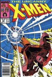 Uncanny X-Men (The) (1963) -221- Death by Drowning