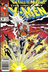 Uncanny X-Men (The) (1963) -227- The belly of the beast