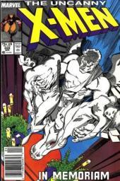 Uncanny X-Men (The) (1963) -228- Deadly games