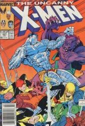 Uncanny X-Men (The) (1963) -231- Dressed for dinner !