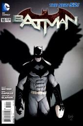 Batman (2011) -10- Assault on the court