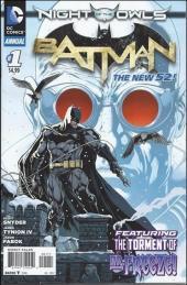 Batman (2011) -AN01- First snow