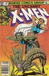 Uncanny X-Men (The) (1963) -165- Transfigurations !