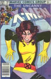 Uncanny X-Men (The) (1963) -168- Professor Xavier is a jerk !