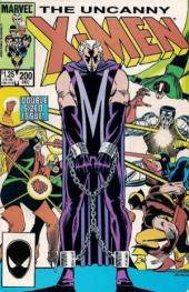 Uncanny X-Men (The) (1963) -200- The Trial of Magneto