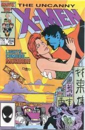 Uncanny X-Men (The) (1963) -204- What Happened to Nightcrawler ?