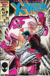 Uncanny X-Men (The) (1963) -209- Salvation