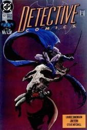 Detective Comics (1937) -637- Control Freak