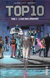 Top 10 (Urban Comics) -2- La rue nous appartient