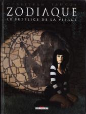 Zodiaque (Delcourt) -6- Le Supplice de la Vierge