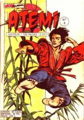 Atémi -3- Le piège