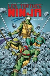 Les tortues Ninja (Soleil) -2- Ennemis un jour...