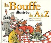 Illustré (Le Petit) (La Sirène / Soleil Productions / Elcy) - La bouffe illustrée de A à Z
