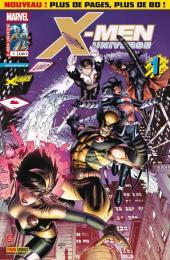 X-Men Universe (Marvel France 3e série) -1- Machines de Guerre