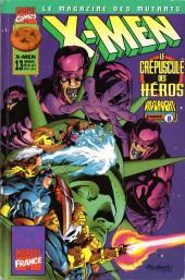 X-Men (Marvel France 1re série) -13- Le crépuscule des héros