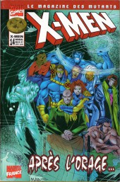 X-Men (Marvel France 1re série) -14- Après l'orage...