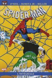 Spider-Man (L'Intégrale) -20INT- Spider-man : l'intégrale 1981
