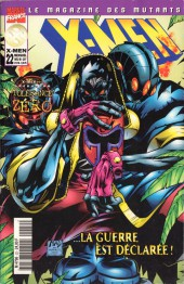 X-Men (Marvel France 1re série) -22- Opération Tolérance Zéro...La guerre est déclarée