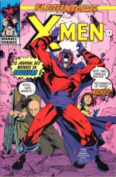 X-Men (Marvel France 1re série) -23- Flashback