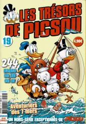 Picsou Magazine Hors-Série -19- Les trésors de Picsou - Aventuriers des 7 mers