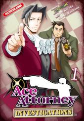 Ace Attorney Investigations -1- Tome 1